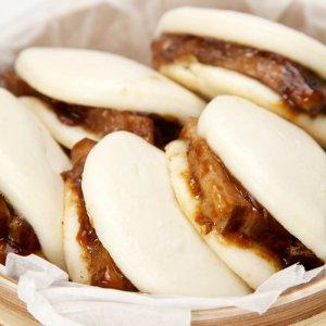 画像4: 角煮バーガー<割包/クワパオ>(5個入)